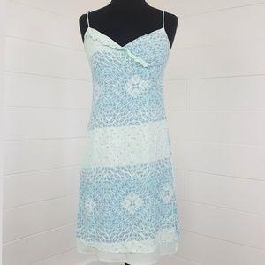 Forever 21 Light Blue Cruise Dress